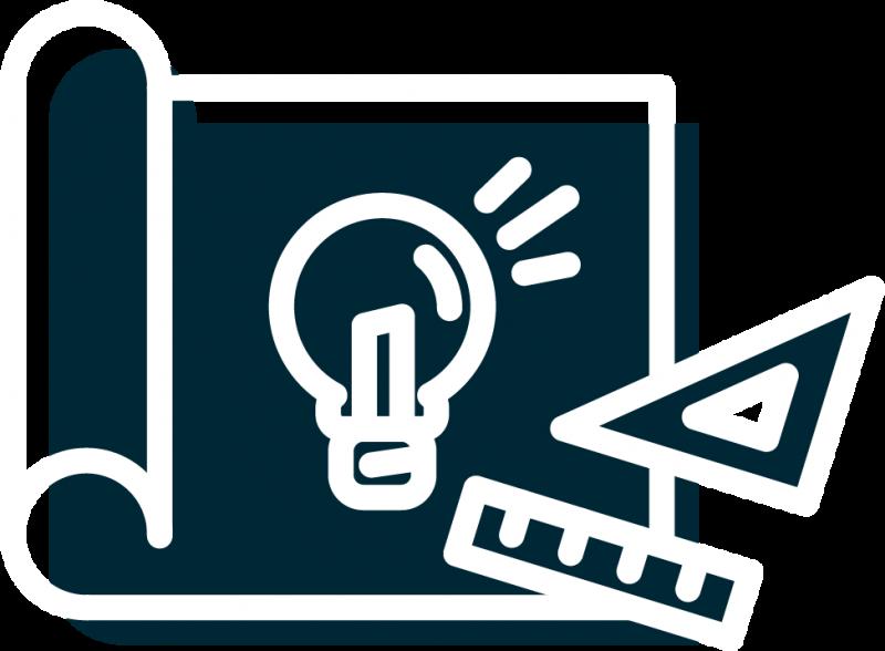 Icon of design tools